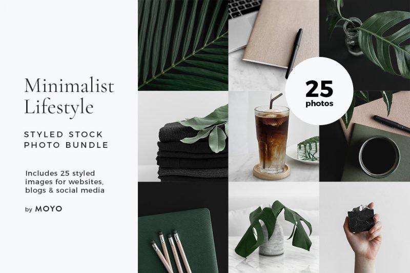 MOYO Studio - Styled Stock Photos - Minimalist Lifestyle