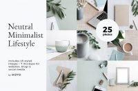 MOYO Studio - Styled Stock Photos - Neutral Minimalist Lifestyle