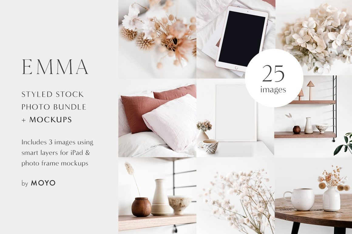 MOYO Studio - Styled Stock Photos & Mockups